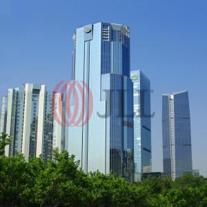 Jing An Kerry Center Tower 1