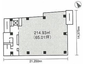 白鹿茅場町ビル_オフィス/コマーシャルLease-JPN-P-0006RV-Hakushika-Kayabacho-Building_20012_20171101_001