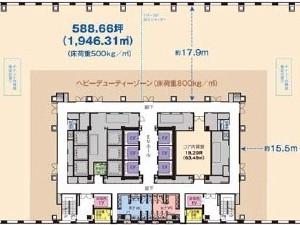 大崎ブライトタワー_オフィス/コマーシャルLease-JPN-P-000DSD-Osaki-Bright-Tower_42260_20171113_018