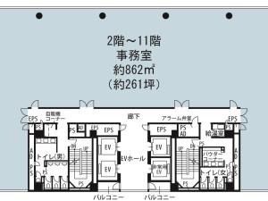 KDX晴海ビル_オフィス/コマーシャルLease-JPN-P-000950-KDX-Harumi-Building_30376_20181119_001