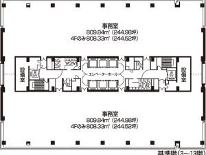 新大阪第一生命ビルディング_オフィス/コマーシャルLease-JPN-P-000GH9-Shin-Osaka-Daiichi-Seimei-Building_26334_20181219_001