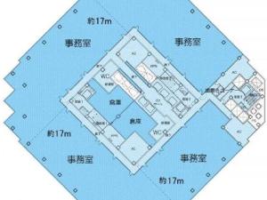 品川イーストワンタワー_オフィス/コマーシャルLease-JPN-P-000GIH-Shinagawa-East-One-Tower_30148_20190115_001