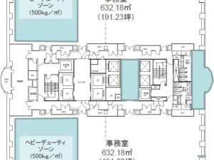 天王洲パークサイドビル_オフィス/コマーシャルLease-JPN-P-000IEO-Tennozu-Parkside-Building_34157_20191205_001