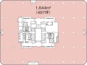 日本生命博多駅前ビル_オフィス/コマーシャルLease-JPN-P-001EIV-Nihon-Seimei-Hakata-Ekimae-Building_136073_20200217_001