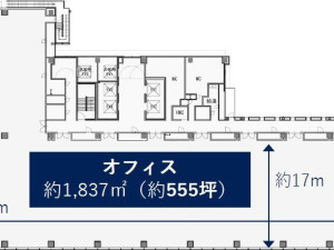 福岡舞鶴スクエア_オフィス/コマーシャルLease-JPN-P-001PF3-Fukuoka-Maizuru-Square_386467_20210216_001