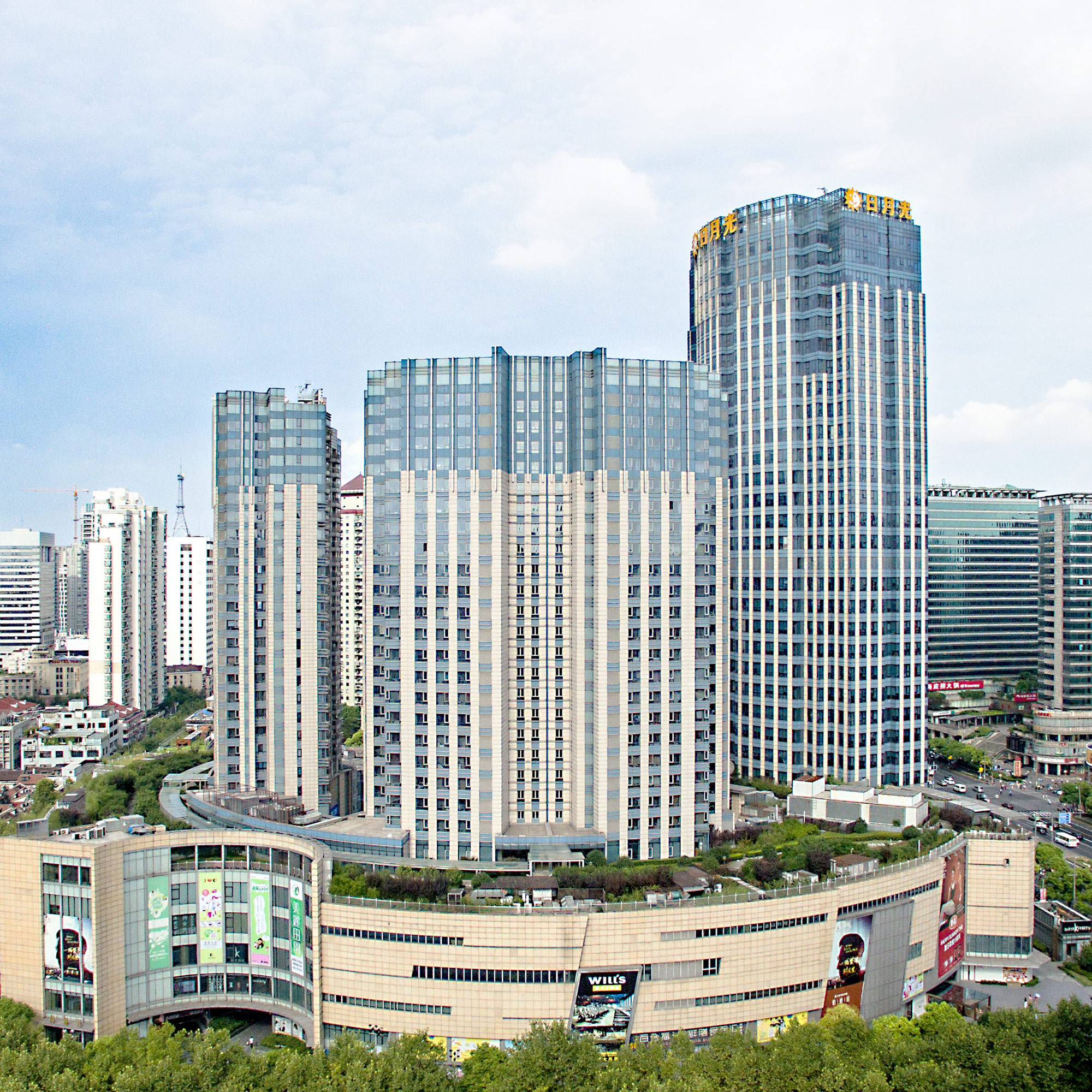 SML Center Price Upon Request 610 Xujiahui Road