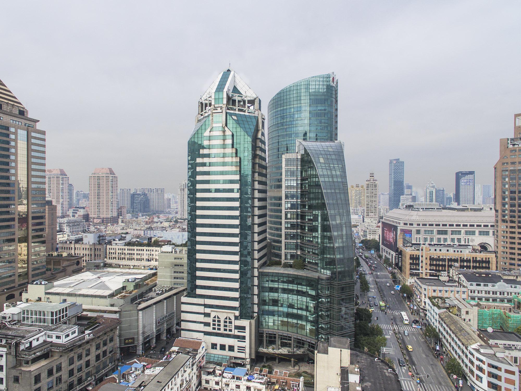 JF News Tower