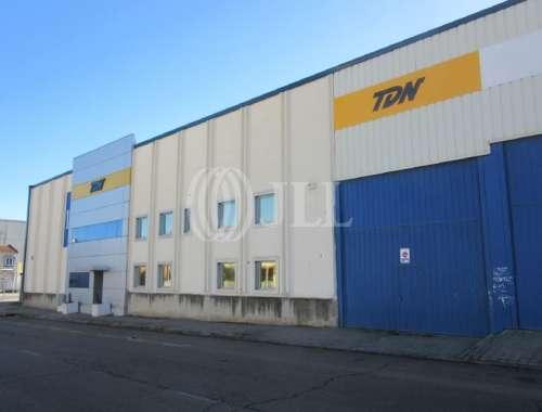 Naves industriales y logísticas Coslada, 28823 - Nave Industrial - M0346 NAVE ALQUILER COSLADA - 10176