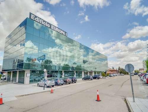 Oficina Alcobendas, 28108 - EUROPA I - 15750