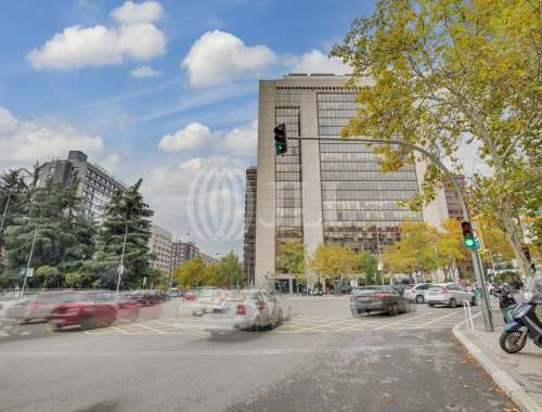 Oficina Madrid, 28046 - Coworking - LA CASTELLANA 141 - 16826