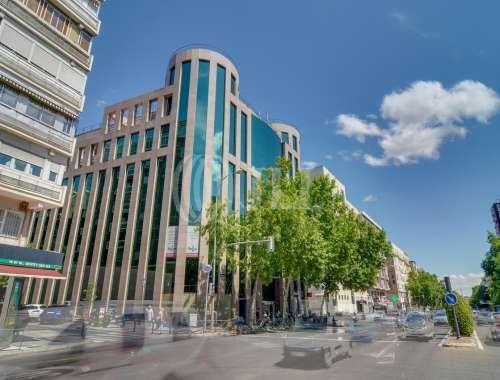 Oficina Madrid, 28028 - Coworking - FRANCISCO SILVELA 42 - 16855