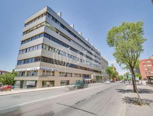 Oficina Madrid, 28034 - LLANO CASTELLANO 13 - 18072