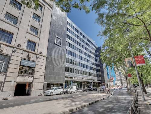 Oficina Madrid, 28046 - Coworking - LA CASTELLANA 18 - 20180