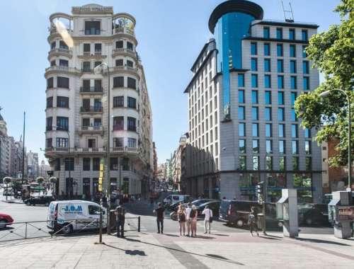 Oficina Madrid, 28013 - EDIFICIO COMPOSTELA - 3234