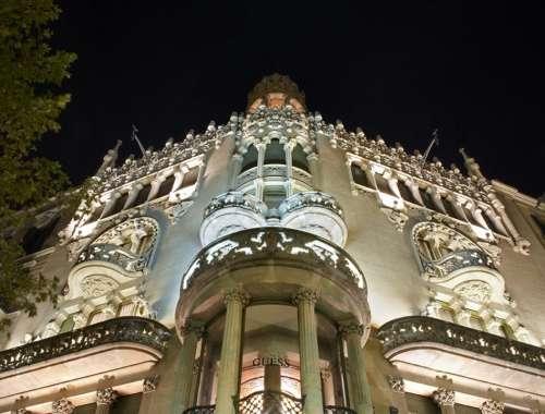 Oficina Barcelona, 08007 - Casa Lleó Morera - 8395