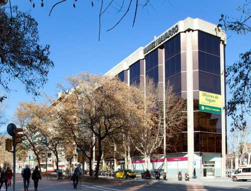 Oficina Barcelona, 08029 - JOSEP TARRADELLAS 20 - 8444