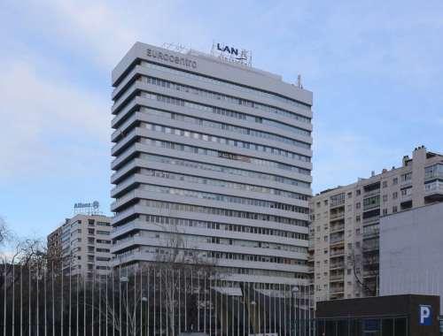 """Oficina Madrid, 28020 - Edificio """"EUROCENTRO"""" - 15111"""