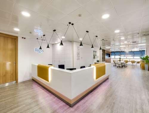 Oficina Madrid, 28042 - Coworking - RIBERA DEL LOIRA 46 - 16850
