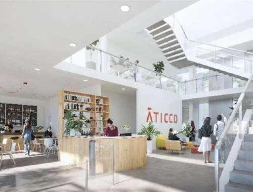 Oficina Barcelona, 08019 - Coworking - ATICCO MED - 17666