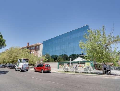 Oficina Madrid, 28023 - Edif D - 17736