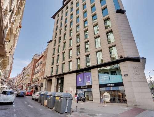 Oficina Madrid, 28013 - Coworking - LEGANITOS 47 - 18924