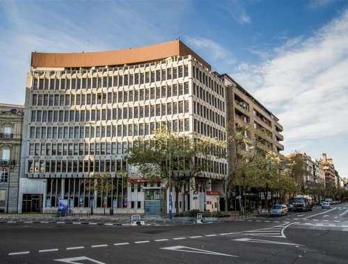 Oficina Madrid, 28006 - MARQUES DE SALAMANCA 3-4 - 19284