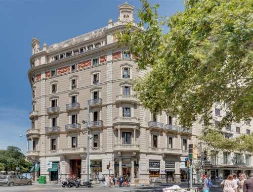 Oficina Barcelona, 08007 - Coworking - RAMBLA DE CATALUNYA FIRST - 20659