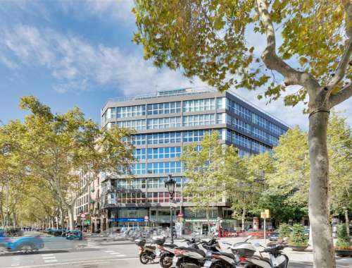 Oficina Barcelona, 08010 - GRAN VIA DE LES CORTS CATALANES 645 - 21917